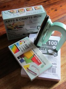 Encaustic art set / liten