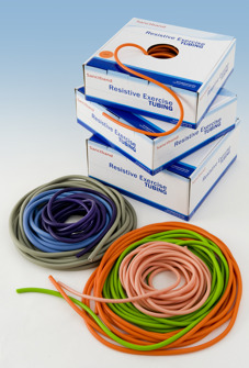 Tubing 30,5m Orange - Sanctband Tubing 30,5m Orange