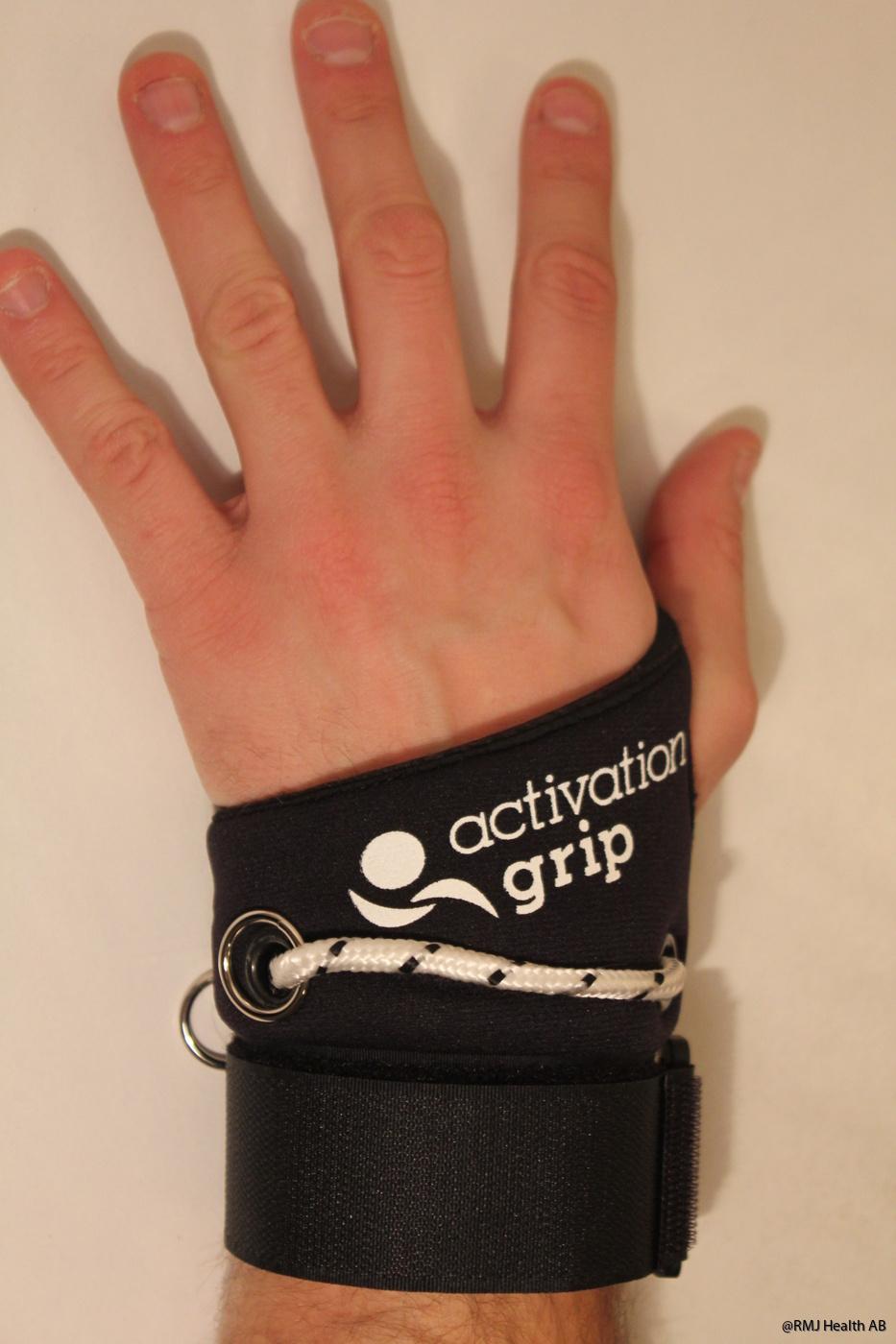 Utsidan av handen