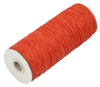 Papperssnöre 1,8 mm, orange 10 m