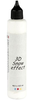 Snöfärg 100 ml