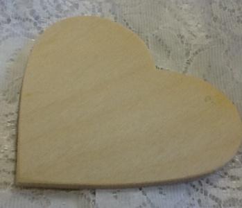 Nr 19 Hjärta 11,5x9 cm