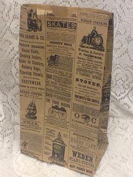 Fin papperspåse -