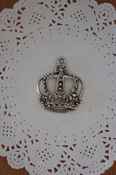 Charms/berlock krona -