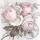 sagen vintage design decoupage vackra rosor