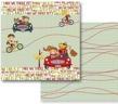 Road trip 6 x 6 paper pad