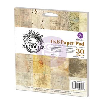 Prima 6x6 paper pad Timeless memories 847340 -