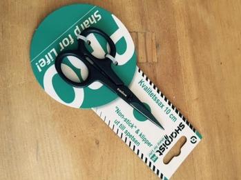 Sharpist - kvalitetssax 10 cm -