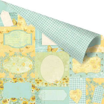 Papper från Prima Sun Kiss Collection 844226 -