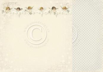 Angels in a row - Glistening Season  -