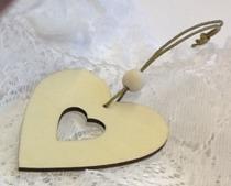 Hjärta 6x6 cm