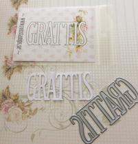 Dies - Grattis RAK - ROX Stamps
