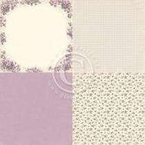 Violet - Easter Greetings - 6x6