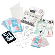Sizzix Big Shot Plus Starter Kit (White & Gray) 660515