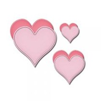 SB Celebra'tions Pierced Hearts SCD-025