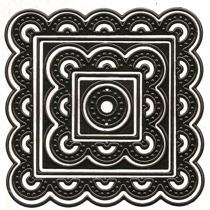Dies square stitching Nellie Snellen Multi Frame Die
