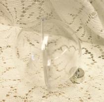 Julkula i plast, 5 cm, delbar