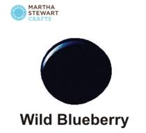 Hobbyfärg matt Wild Blueberry