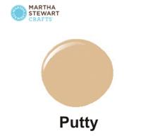 Hobbyfärg sidenmatt Putty