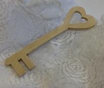 Nyckel i plywood