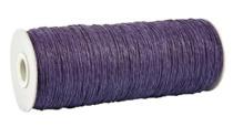 Papperssnöre 1,8 mm, lila 10 m