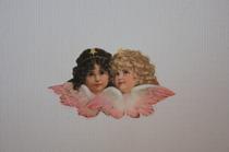 Klistermärke änglar 10-pack