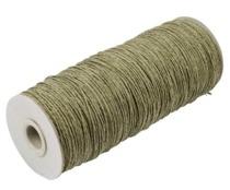 Papperssnöre 1,8 mm, olivgrön 10 m