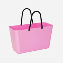 Rosa väska liten
