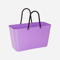 Väska liten Lila Green plastic