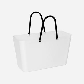Väska vit liten -