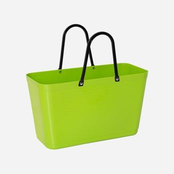 Väska stor lime -