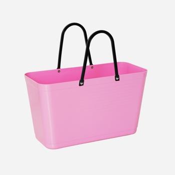 Rosa väska liten -