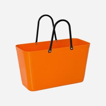Väska liten orange -