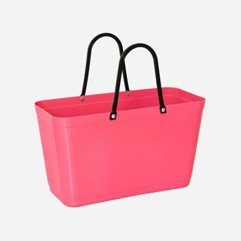 Väska liten Green plastic -