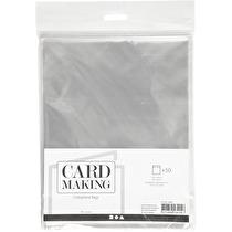 Cellofankuvert 50-pack 15,5x16