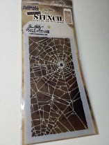 Tim Holtz Layered Stencil 4.125X8.5