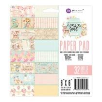 Prima Paper Pad 6X6 32/Pkg - Heaven Sent 2