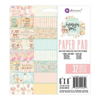 Prima Paper Pad 6X6 32/Pkg - Heaven Sent 2 -