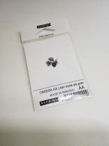 Omonterad gummistämpel OM3054 AA
