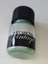 Art metal, metallicfärg