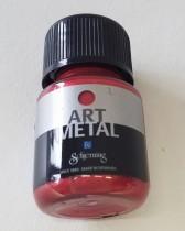 Art metal lavaröd