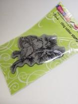 Stampendous ez monterad gummistämpel