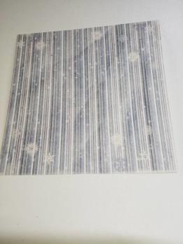 Papper 6x6 ett ark, enkelsidigt -