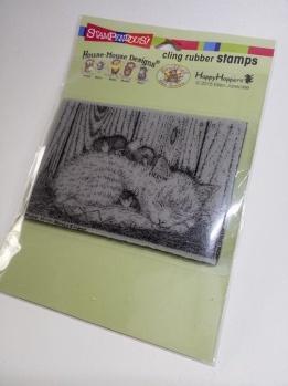 Stampendous, ez monterad gummistämpel -
