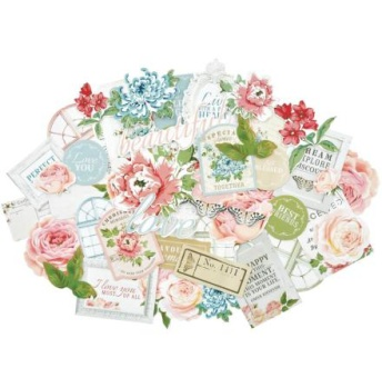 Kaisercraft Collectables Cardstock Die-Cuts - Rose Avenue -