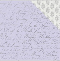 Kaisercraft Christmas Jewel Double-Sided Cardstock 12X12