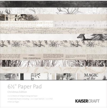 Kaisercraft Christmas Edition -