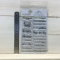 InkyWings - Clear Stamps - Babylycka