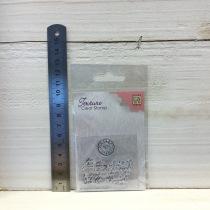 Nellie Snellen - Clear Stamp - TXCS008 Writing