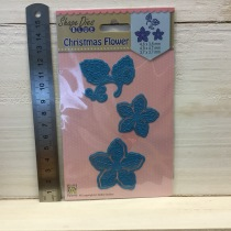 Nellie Snellen - Shape Dies - SDB060 Christmas Flower